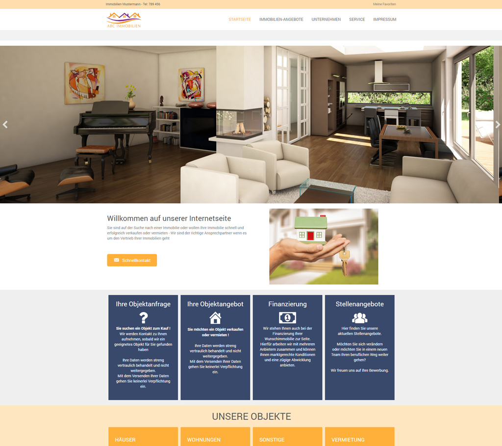 Ihre WordPress Design Nr:10002